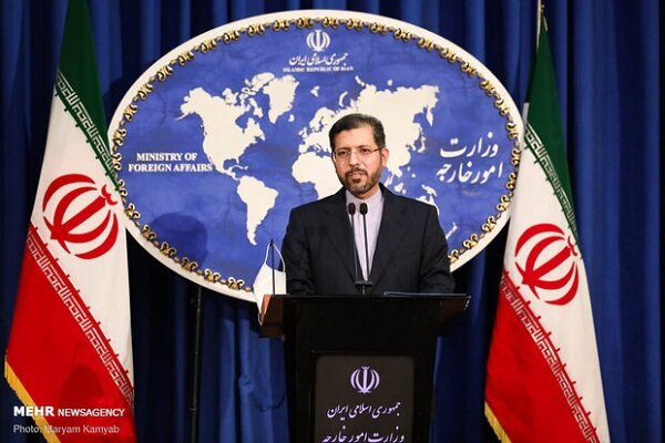 Iranian FM reacts to statement of US Justice Department