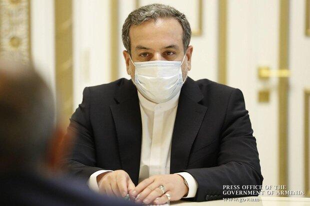 عراقجي: لن نسمح للمفاوضات بان تكون استنزافية / سنعود الى الالتزام بعد التحقق من رفع الحظر
