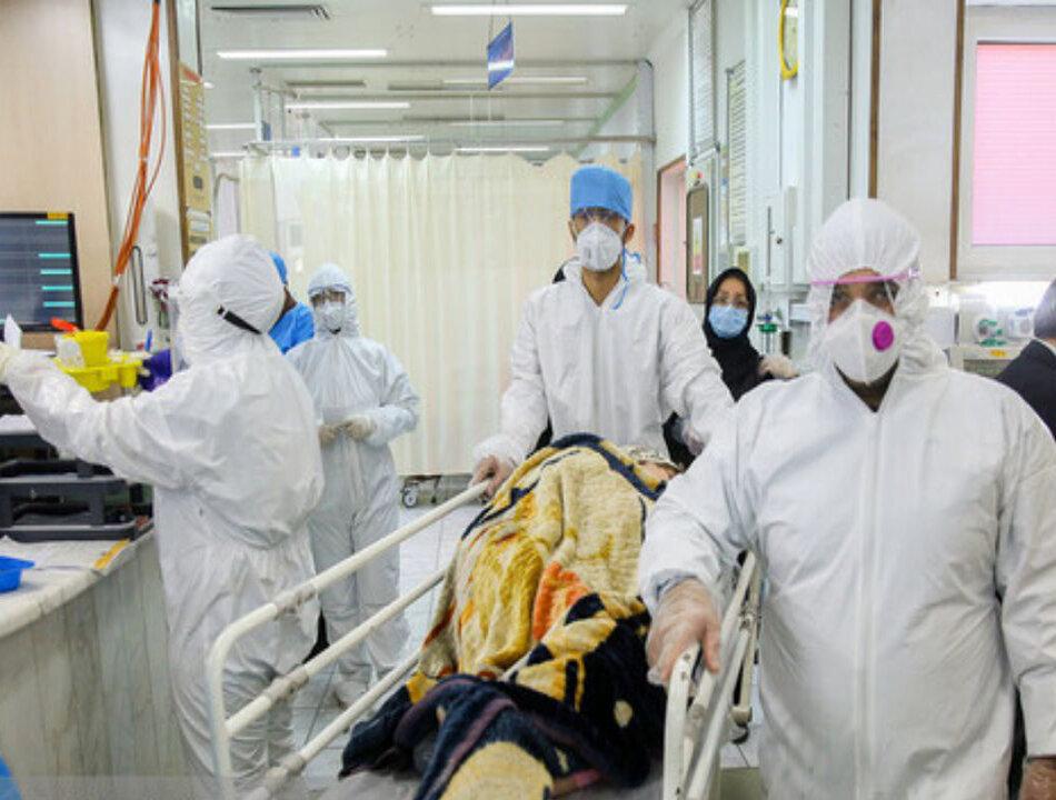 بستری بیماران در محوطه بیمارستانها و عدم بازگشایی نقاهتگاهها