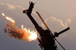 سقوط بالگرد نظامی در استان صلاحالدین عراق