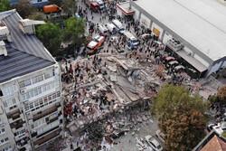 ترکی میں زلزلہ سے بڑے پیمانے پر تباہی