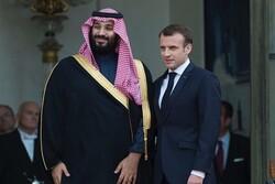 سعودی عرب کی اسلام اور مسلمانوں کے خلاف جنگ میں فرانس کی حمایت