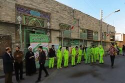 همکاری ۱۷۵ گروه جهادی روحانیون آذربایجان غربی برای مهار کرونا