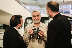 نشست خبری ستاد بزرگداشت اولین سالگرد شهید حاج قاسم سلیمانی