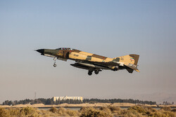 تجدید میثاق حافظان حریم هوایی کشور با آرمانهای انقلاب اسلامی