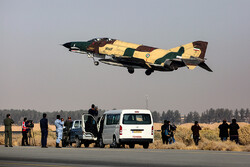 Iran Air Force starts military exercise