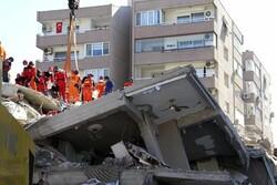 شمار قربانیان زلزله ترکیه به ۳۷ نفر افزایش یافت