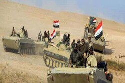 نیروهای ارتش عراق مواضع تکفیریهای داعش را درهم کوبیدند