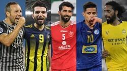 دو پرسپولیسی و یک استقلالی کاندیدای بهترین هافبک لیگ قهرمانان آسیا