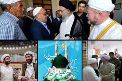 مشق وحدت در نگارستان ایران/ ابوجهل های زمان به دنبال تفرقه