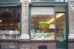کتابفروشی و کتابخانههای بلژیک فعال میمانند/ فرانسویها معترض