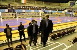 وزیر ورزش: سفرم به قطر قطعی نیست/ حمایت همیشگی از کشتی