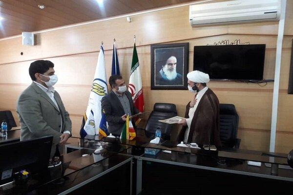 انعقاد تفاهمنامه با قرارگاه محرومیتزدایی استان البرز