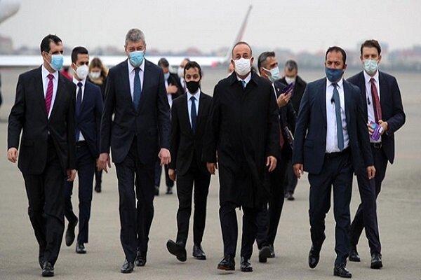 Çavuşoğlu resmi temaslar için Bakü'ye gidecek
