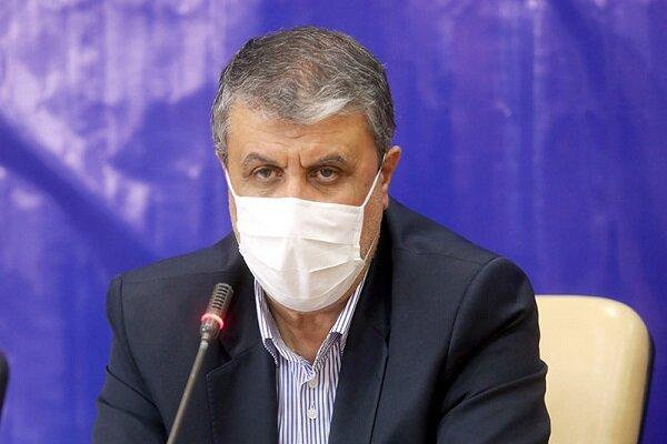 طرحهای راه و شهرسازی شوشتر با حضور وزیر راه افتتاح شد