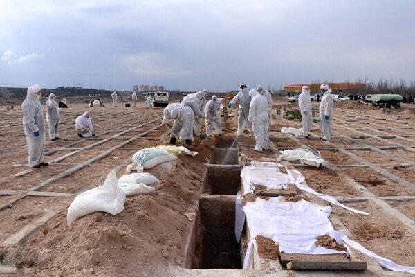 سند شرح خدمات عملیات «تدفین در بلایا»  تدوین میشود