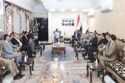 «الحلبوسی» بر لزوم تصویب سریعتر «قانون انتخابات» عراق تأکید کرد