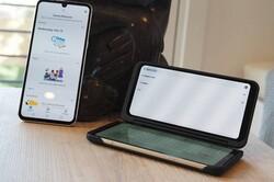 گوشی تاشوی جدید ال جی سال ۲۰۲۱ عرضه میشود