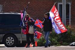 """ABD karışıyor: Trump'ın oğlundan """"topyekün savaş"""" çağrısı"""