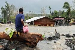 فلپائن میں سمندری طوفان سے 16 افراد ہلاک