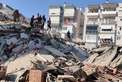 Iran's Armed Forces ready to help Turkey on Izmir quake