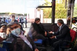 آئین بهره برداری اتوبوس ومینیبوسهای جدید ناوگان حمل ونقل عمومی