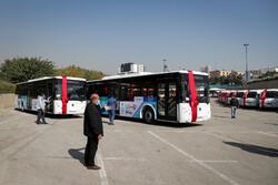حتی یک اتوبوس هم از عوارض آلایندگی برای تهران نخریدند