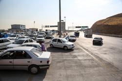 اجرای طرح محدودیت تردد جاده ای در تهران