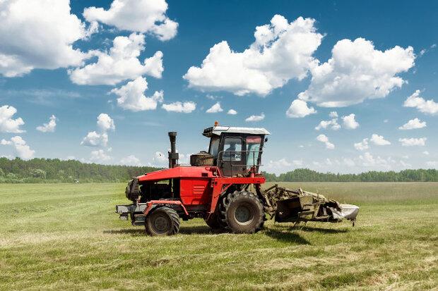 توزیع تراکتور در بخش کشاورزی ۵۰ درصد افزایش یافت