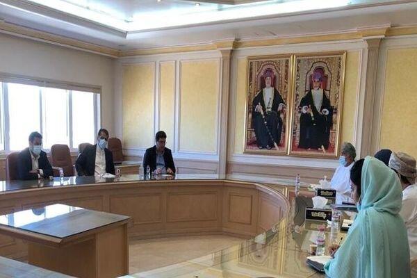 Iran, Oman discuss health coop.