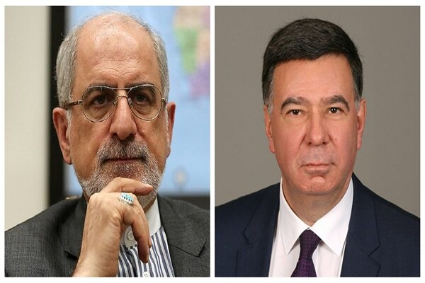 Iran, Russia discuss expanding coop. within EAEU