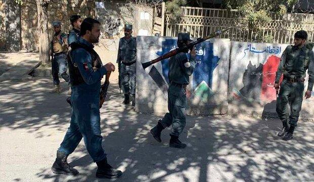 مصرع 20 شخصا واصابة 15بالهجوم المسلح على جامعة كابول