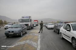 افزایش ۱۳۰ درصدی تردد خودرو در محورهای استان مرکزی