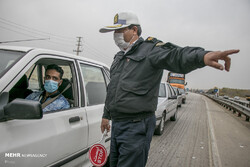 جریمه ۴۱۴ خودروی ناقض محدودیت تردد در زنجان