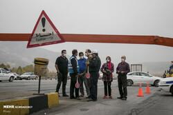 اعمال محدودیت های تردد در تبریز