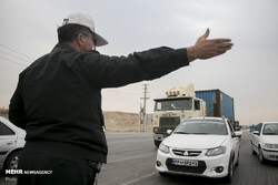اجرای طرح محدودیت تردد به تفرجگاه ها و آرامستان های ایلام