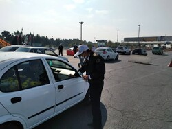 اجرای محدودیتهای کرونایی عبور و مرور در اراک از امروز