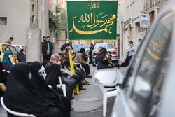 پیغمبر اسلام (ص) اورصادق آل محمد (ع) کی ولادت باسعادت کی مناسبت سے جشن و سرور