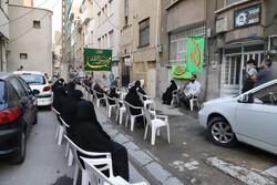 جشن خیابانی میلاد پیامبر اکرم (ص)