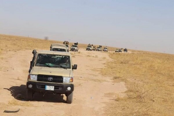 Hashd al-Sha'abi confiscates large quantities of ISIL weapons
