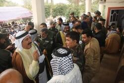 حضور نیروهای حشد شعبی برای تأمین امنیت عراقی ها ضروری است
