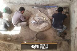 کشف آثار تاریخی با قدمتی یک هزار ساله در گرگان