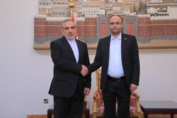 Iran's newly-appointed envoy to Yemen submits credentials