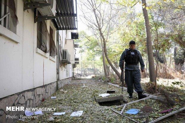 حمله «تروریستی» به دانشگاه کابل