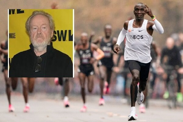 ریدلی اسکات تهیه کننده فیلمی ورزشی شد/ زندگی الهامبخش یک کنیایی
