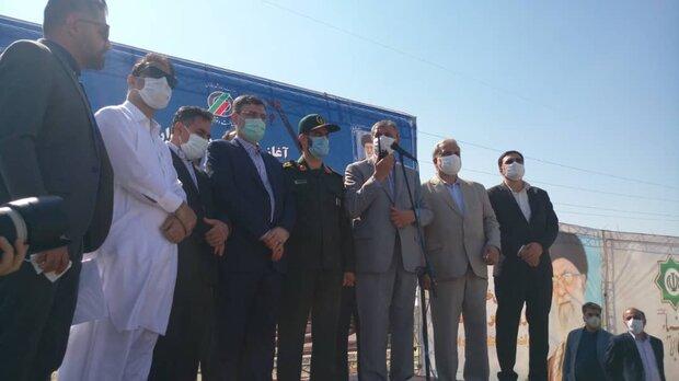 Tracklaying of Chabahar-Zahedan railway kicks off