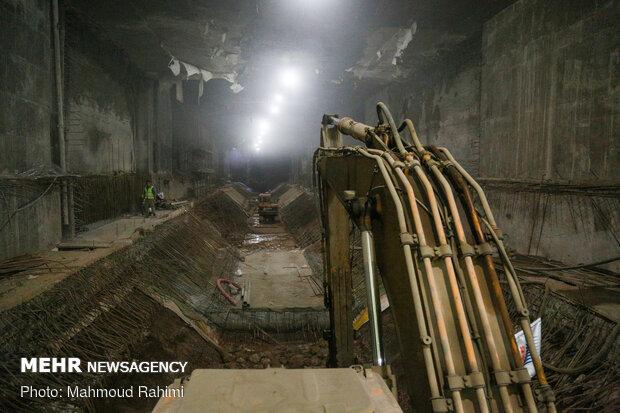 یک کارگر در اثر حادثه در کارگاه مترو جان خود را از دست داد