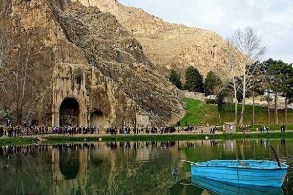 نمایشگاه میراث باستان شناسی کرمانشاه در ایتالیا افتتاح شد