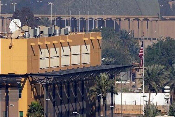 عراق،سفارت،آمريكا،بغداد،سامانه