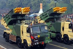 هندوستان مدل پیشرفته یک سامانه پرتاب راکت را با موفقیت آزمایش کرد